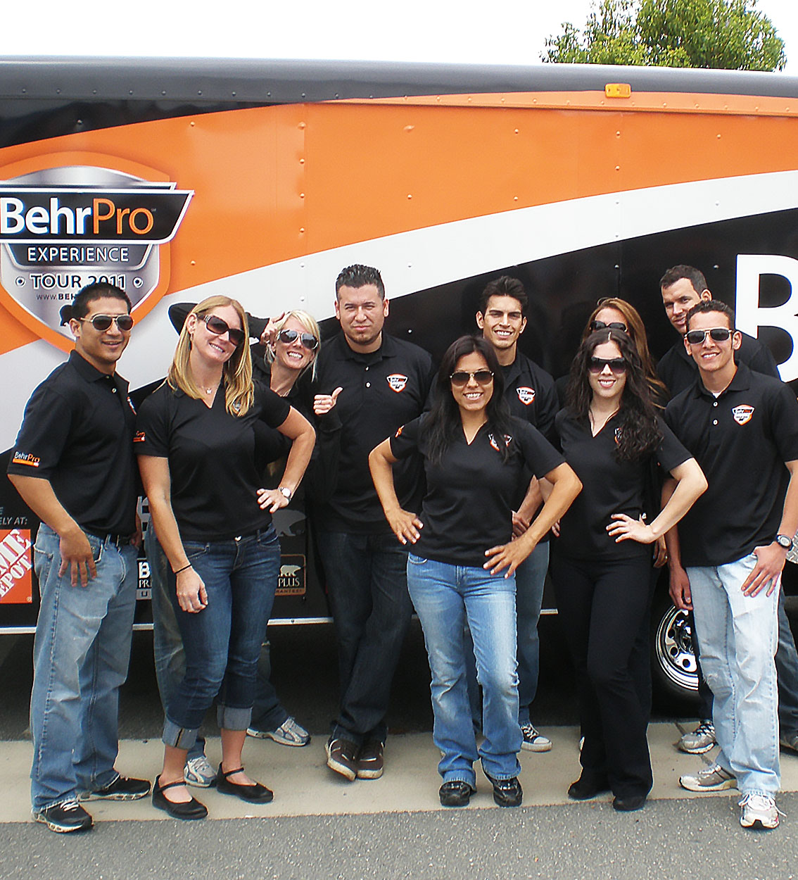 Behr Pro <br> Experience Tour
